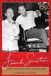 Cover Frank Sinatra - Happy Holidays With Frank & Bing / Vintage Sinatra [DVD]